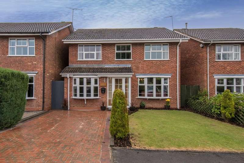 5 Bedrooms Detached House for sale in Tysoe Close, Hockley Heath