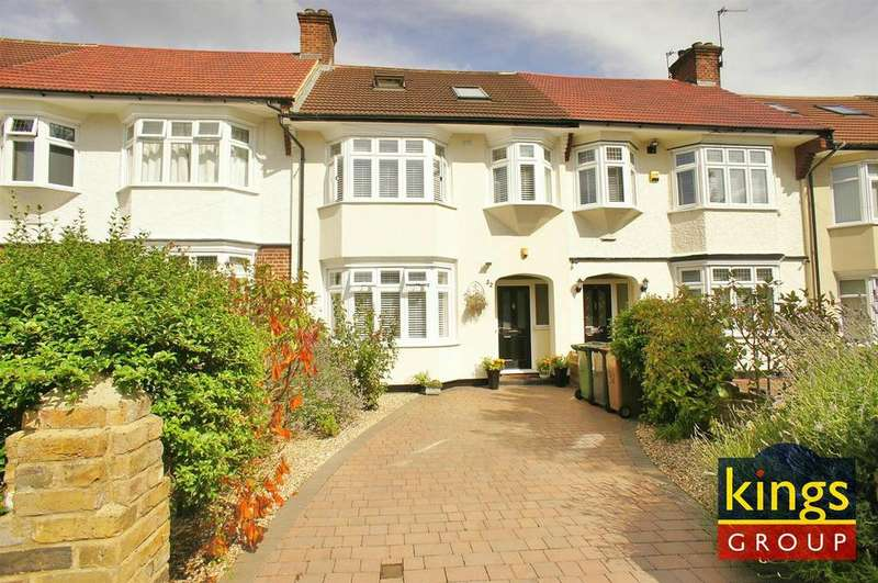 5 Bedrooms Terraced House for sale in Hurst Avenue, London