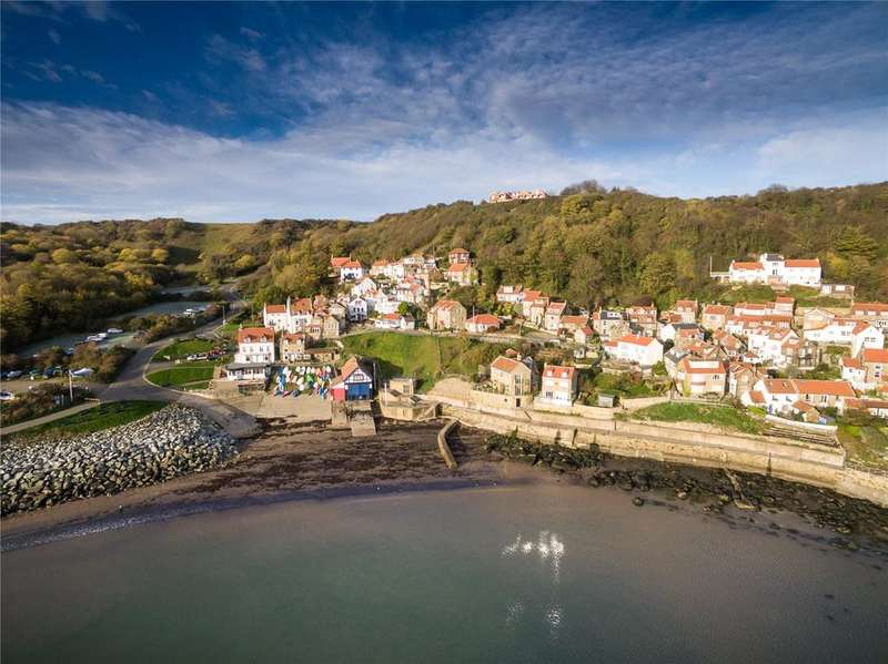 3 Bedrooms Unique Property for sale in Runswick Bay, Saltburn-by-the-Sea, Cleveland, TS13