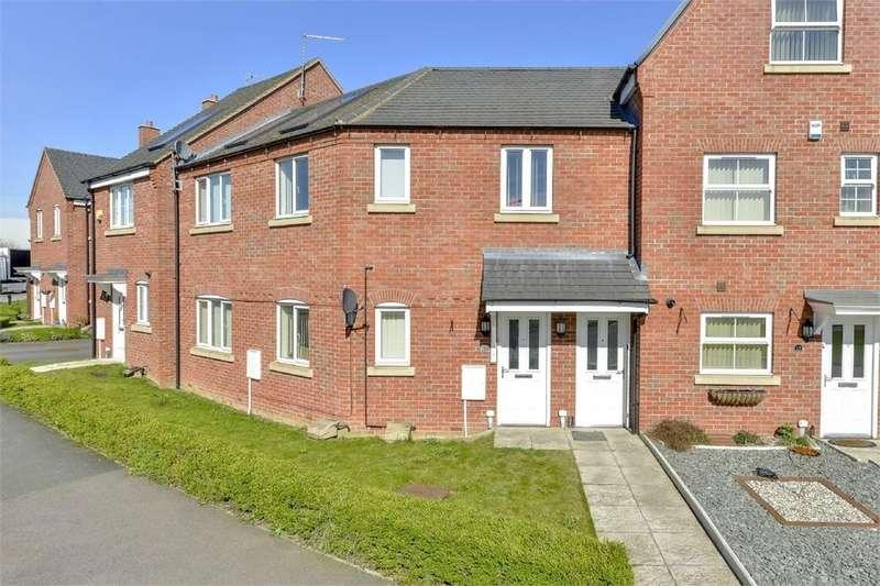 1 Bedroom Flat for sale in Tyne Way, Rushden, Northamptonshire