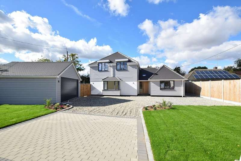 4 Bedrooms Detached House for sale in London Road, Braintree, Essex