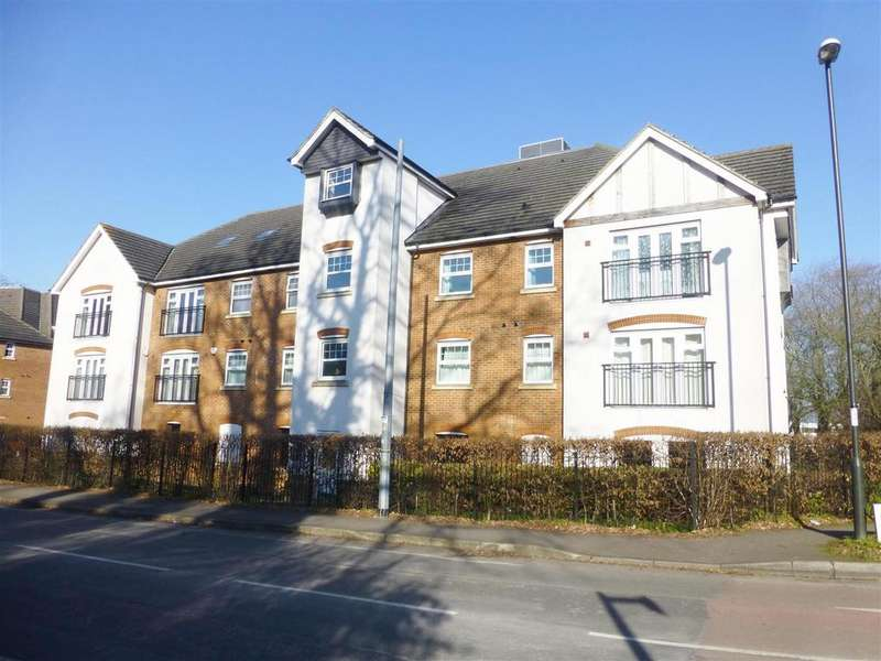 2 Bedrooms Flat for sale in NORTHGATE