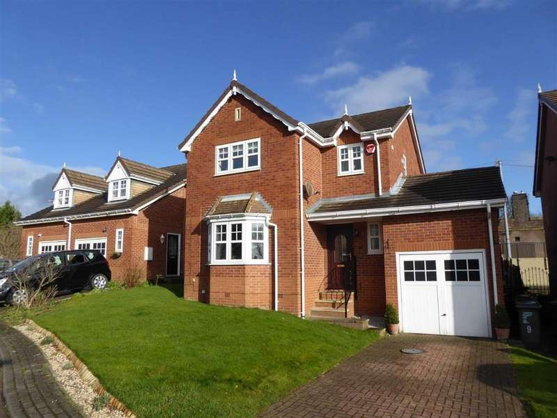 3 Bedrooms Detached House for sale in St Marys Park Green, Upper Armley, Leeds, West Yorkshire, LS12