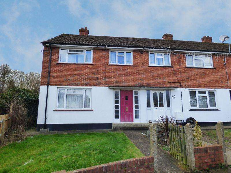 3 Bedrooms Terraced House for sale in Woodmount, Crockenhill