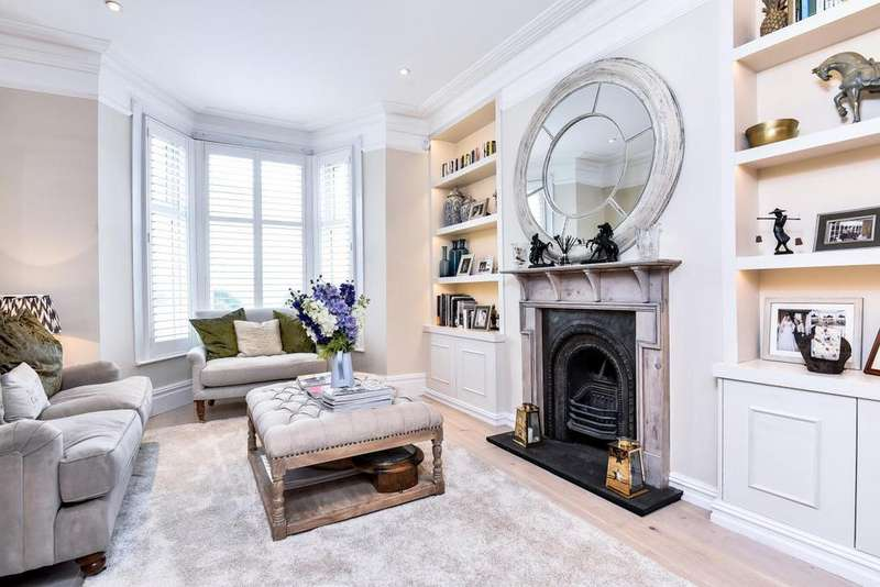 5 Bedrooms Terraced House for sale in Garratt Lane, Tooting