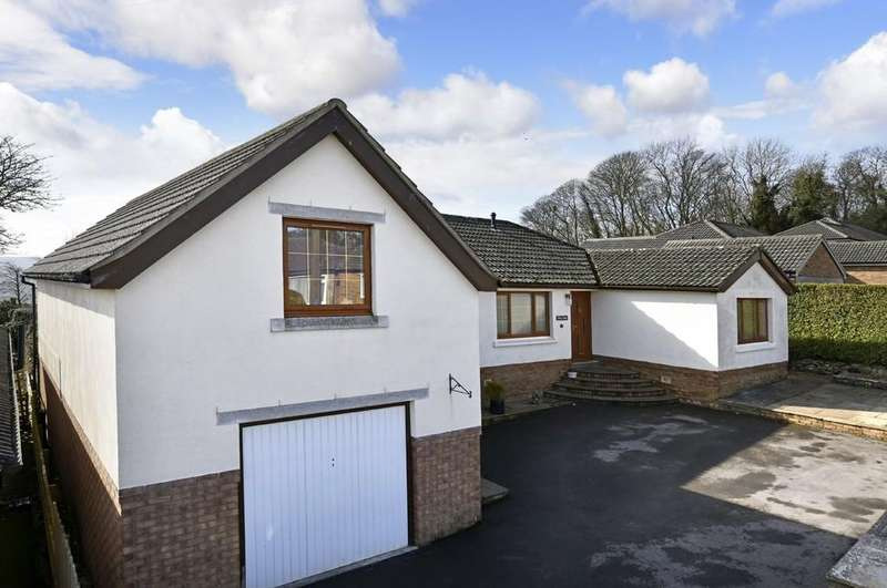 4 Bedrooms Detached Bungalow for sale in Dale View, Woodburn Drive, Leyburn