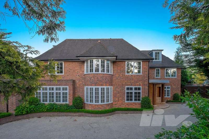 6 Bedrooms House for sale in The Bishops Avenue, Hampstead Garden Suburbs, N2