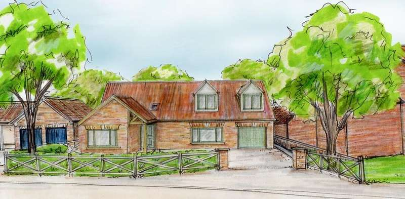 4 Bedrooms Detached Bungalow for sale in Exelby, Bedale