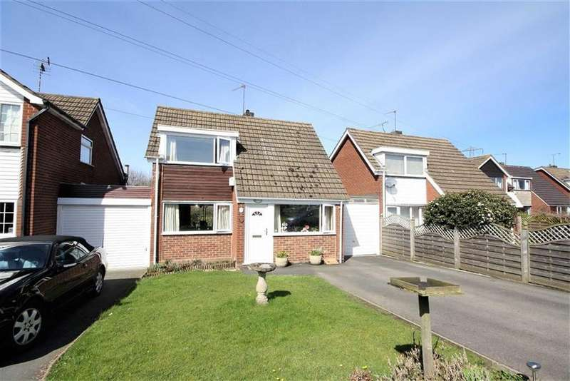 2 Bedrooms Detached House for sale in Hoylake Close, Whitestone, Nuneaton