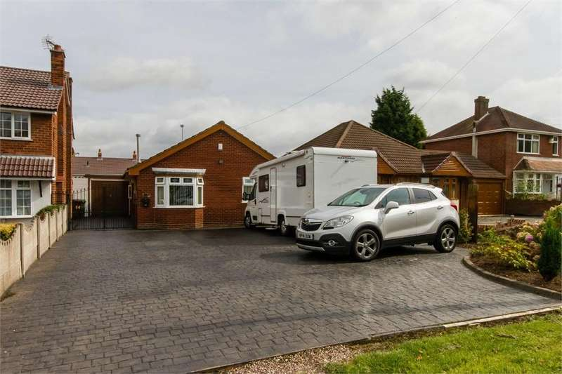 2 Bedrooms Detached Bungalow for sale in Long Knowle Lane, Wednesfield, Wolverhampton, West Midlands
