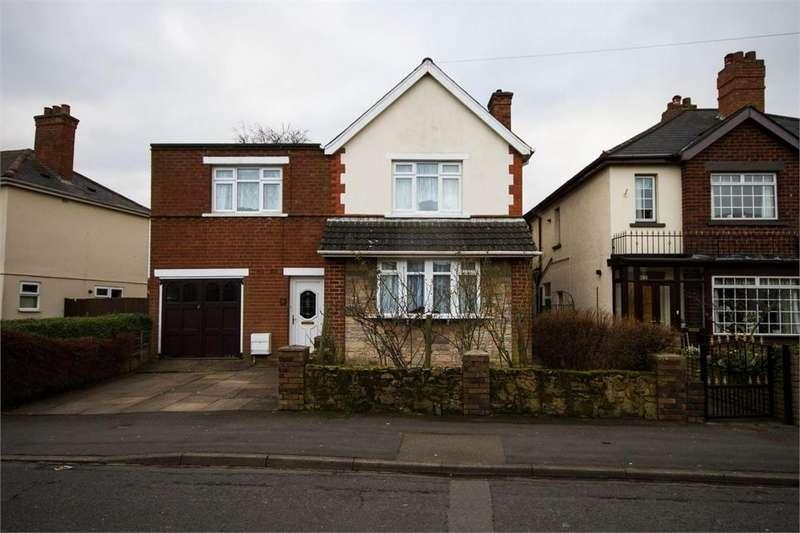 3 Bedrooms Detached House for sale in Nordley Road, Wednesfield, WOLVERHAMPTON, West Midlands