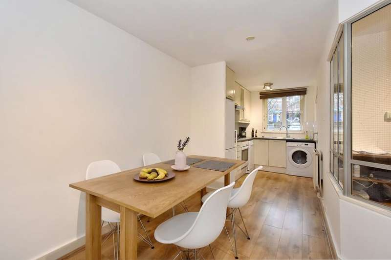 1 Bedroom Apartment Flat for sale in Aspern Grove, London