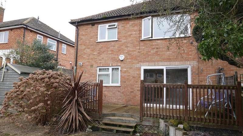 2 Bedrooms Maisonette Flat for sale in Colebridge Crescent, Coleshill, West Midlands, B46