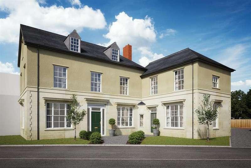 2 Bedrooms Duplex Flat for sale in Acre End Street, Eynsham