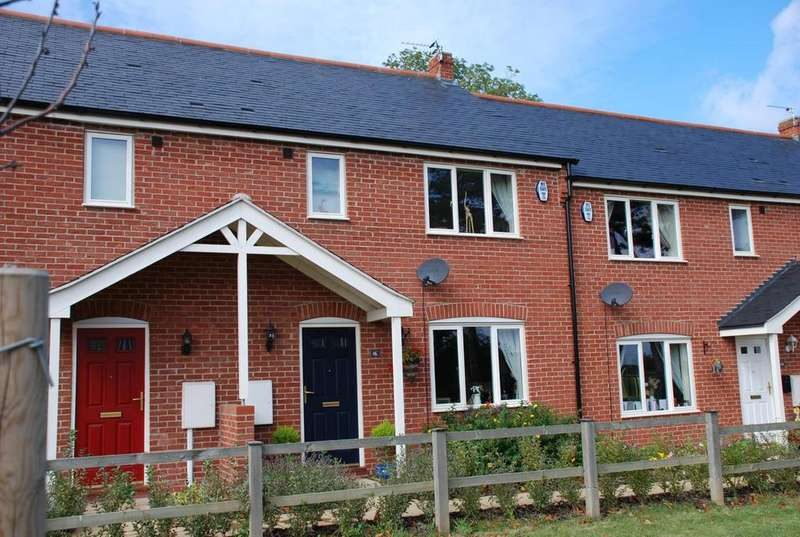 3 Bedrooms Terraced House for sale in Osprey Drive, Great Coates, Grimsby, Lincolnshire, DN37