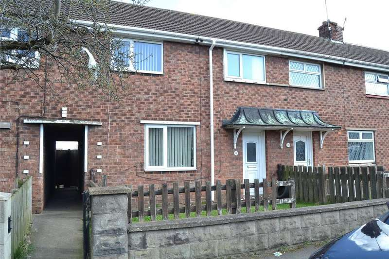 3 Bedrooms Terraced House for sale in Marshfield Road, Ashby, Scunthorpe, DN16