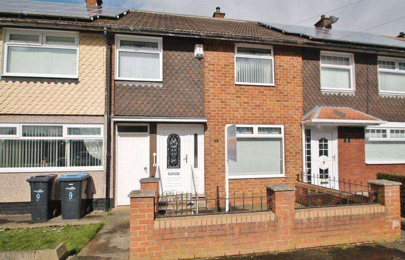 3 Bedrooms Terraced House for sale in Coleby Avenue, Easterside