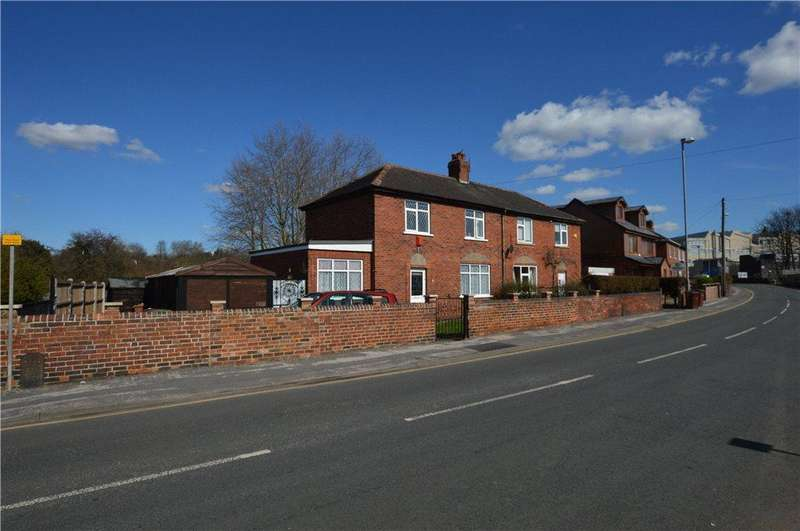3 Bedrooms Semi Detached House for sale in Balne Lane, Wakefield, West Yorkshire