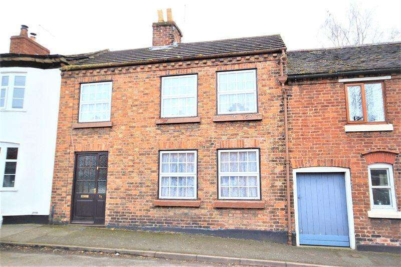 3 Bedrooms Terraced House for sale in Mill Street, Prees