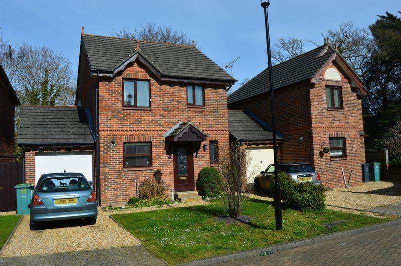 3 Bedrooms Detached House for sale in Stonelands Orchard, Ryde