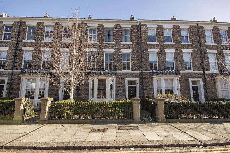 4 Bedrooms Terraced House for sale in Carlton Terrace, Jesmond
