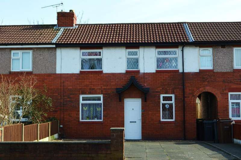3 Bedrooms Terraced House for sale in Salisbury Street, Southport, PR9 7SP