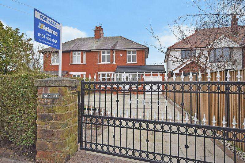 3 Bedrooms Semi Detached House for sale in Stockswell Road, Widnes