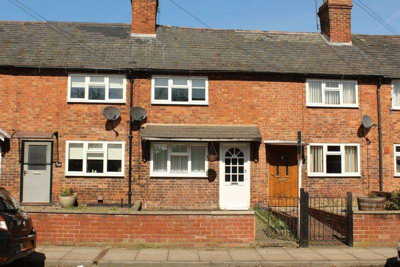 2 Bedrooms Terraced House for sale in Copthorne Road, Shrewsbury, SY3 8NL