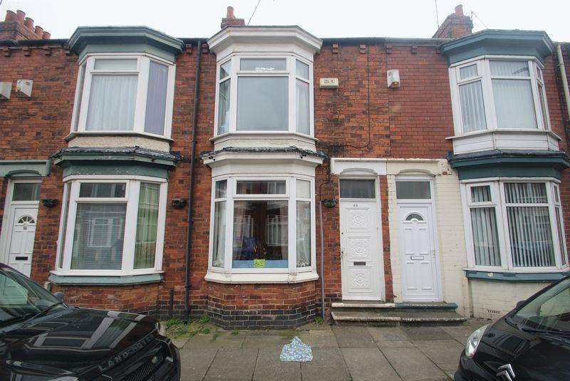 2 Bedrooms Terraced House for sale in Brompton Street, Middlesbrough