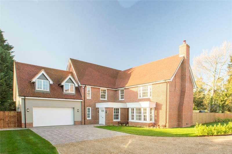 5 Bedrooms Detached House for sale in The Pines, Bucklesham Road, Ipswich, Suffolk, IP3