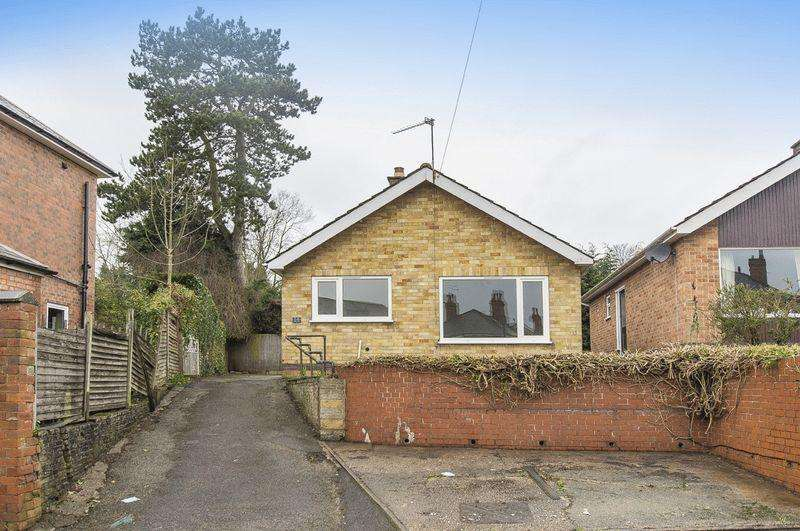 2 Bedrooms Detached Bungalow for sale in OLD HALL ROAD, LITTLEOVER