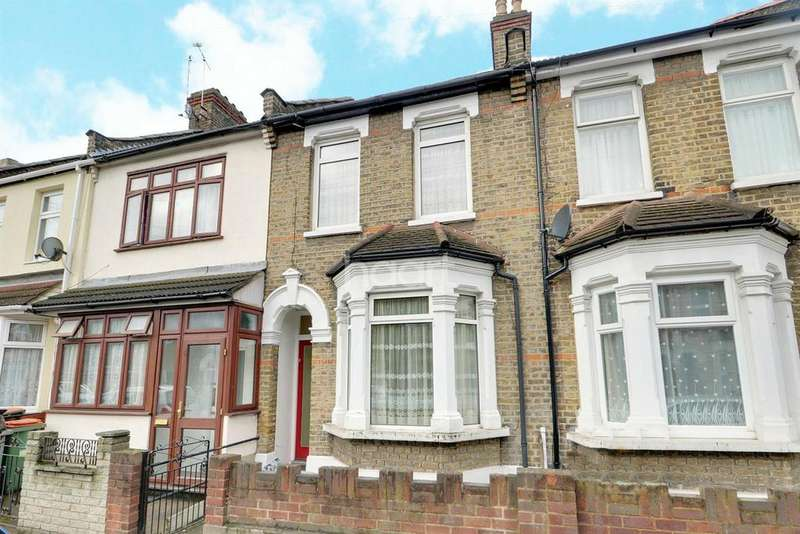 2 Bedrooms Terraced House for sale in Altmore Avenue, East Ham