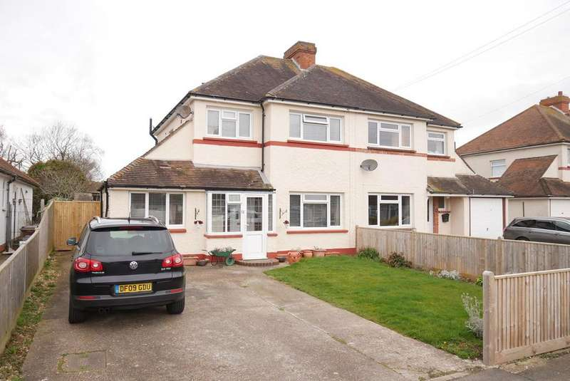 4 Bedrooms Semi Detached House for sale in Western Avenue, Polegate, BN26