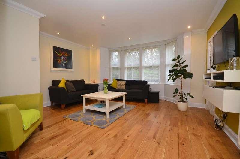 1 Bedroom Flat for sale in Loudon Terrace, Flat B1, Dowanhill, Glasgow, G12 9AQ