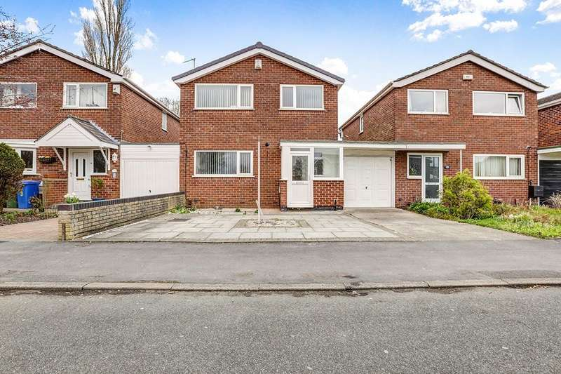 4 Bedrooms Detached House for rent in Withypool Drive, Stockport, SK2