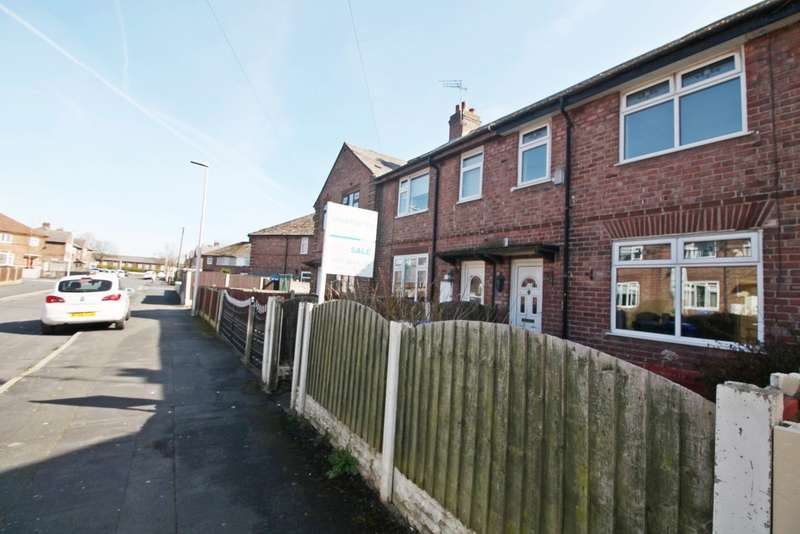 3 Bedrooms Terraced House for sale in Sinclair Avenue, Widnes WA8