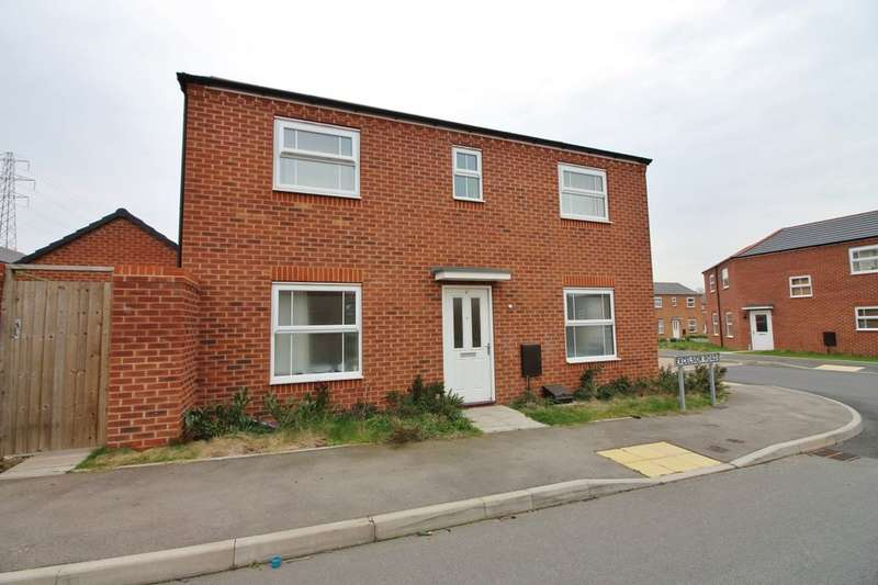 6 Bedrooms Detached House for sale in Excelsior Road, Coventry, CV4