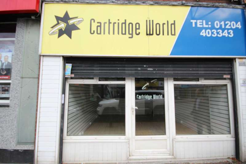 Commercial Property for rent in Market Street, Farnworth