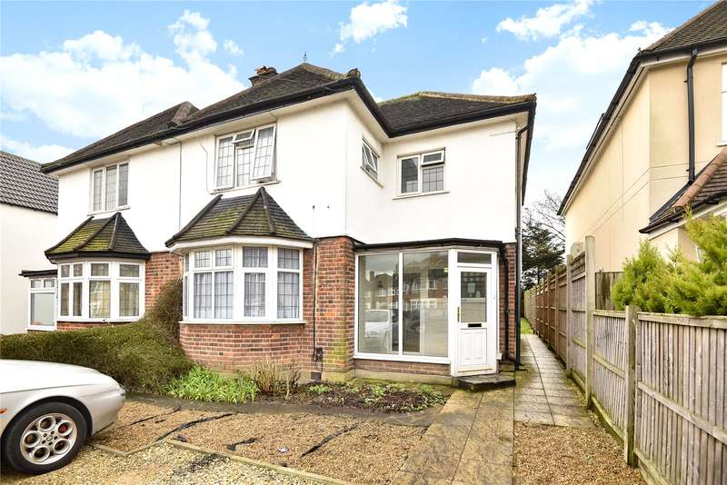 3 Bedrooms Semi Detached House for sale in Oakington Avenue, Harrow, Middlesex, HA2