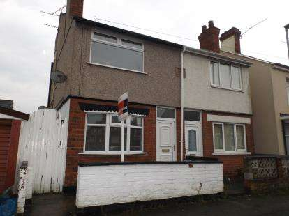 2 Bedrooms Semi Detached House for sale in Leyton Avenue, Skegby, Nottinghamshire, Notts