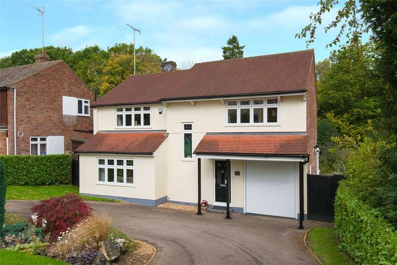 4 Bedrooms Detached House for sale in Bradgate, Cuffley, Potters Bar, Hertfordshire