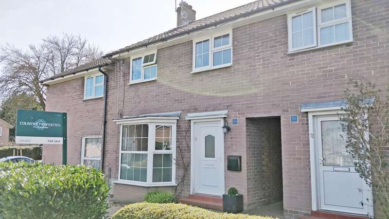 3 Bedrooms Terraced House for sale in Ingles, Welwyn Garden City, AL8