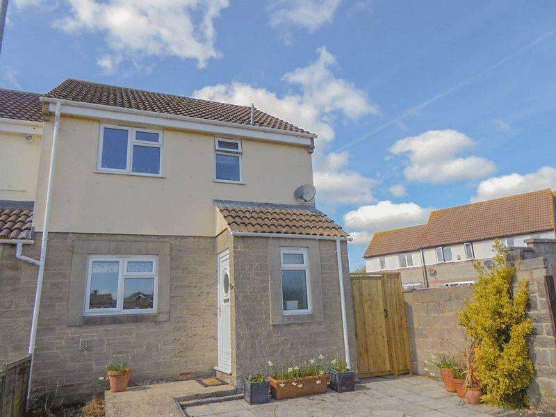3 Bedrooms Terraced House for sale in Westbrook Road, Evercreech, Shepton Mallet