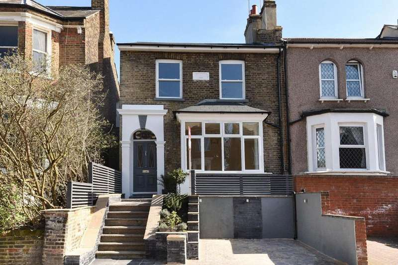 4 Bedrooms Cottage House for sale in Herbert Road, Woolwich