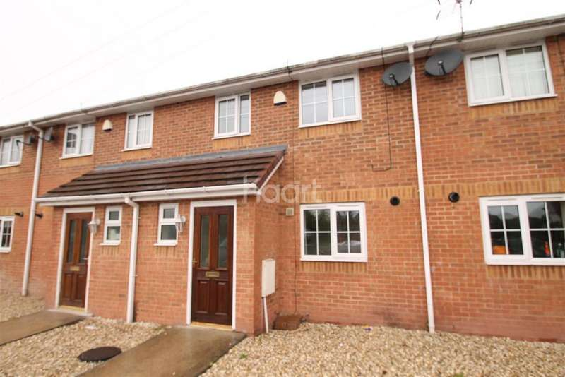 3 Bedrooms Terraced House for rent in Lliswerry Road, Newport