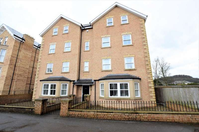2 Bedrooms Apartment Flat for sale in Belgrave Lodge, Scarborough