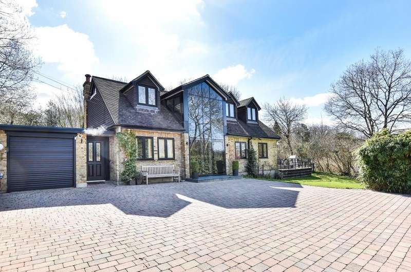 4 Bedrooms Detached House for sale in Pump Lane Orpington BR6