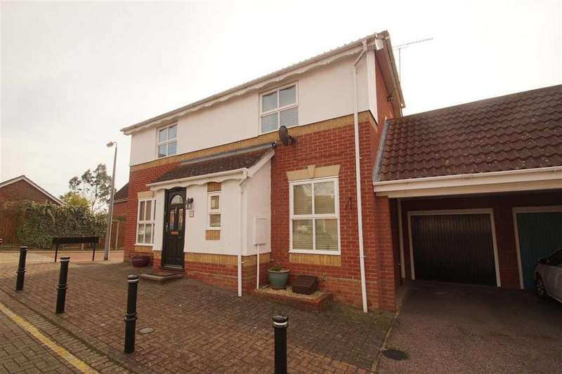 3 Bedrooms Detached House for sale in Braithwaite Drive, Mile End, Colchester