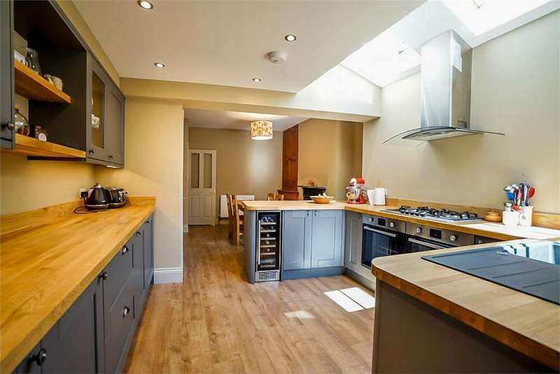3 Bedrooms End Of Terrace House for sale in Philadelphia Terrace, South Bank, York