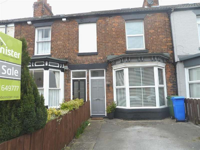 3 Bedrooms Terraced House for sale in Eastgate, Hessle, Hessle, HU13